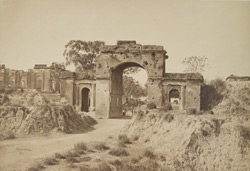 Bayley Guard Gate, Lucknow.